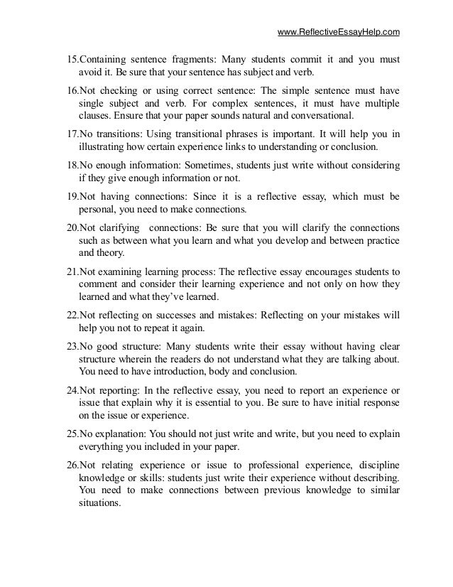 thesis about learning from mistakes Teaching students to embrace mistakes commenting on essays we urge teachers to have students redo their work until correct so they learn from their mistakes.