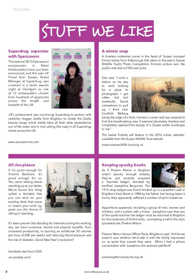 06 TITLE_SUSSEX-DECEMBER-JANUARY-2015-ISSUE-6