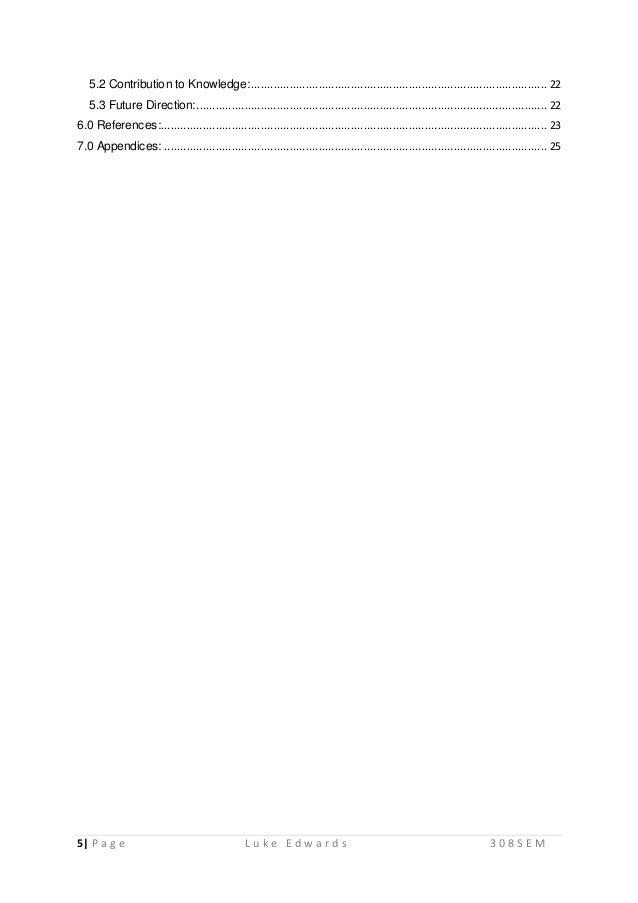 Social Media In Uk Dissertation     Dissertation Page