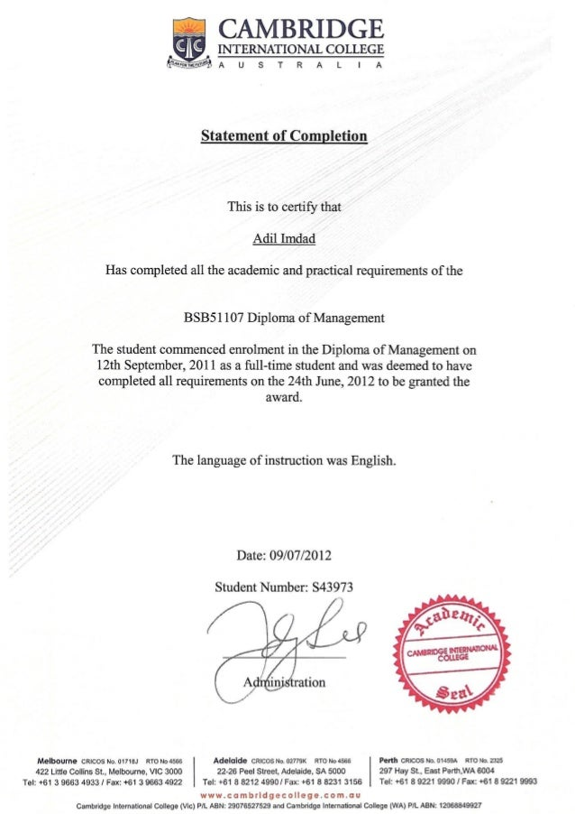 Diploma completion letter thecheapjerseys Images