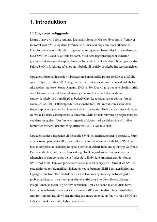 embodied mind thesis The embodied mind - sensory-motor experience, cognition and linguistic meaning as continuum - dominik buchmüller - term paper - american studies - linguistics.