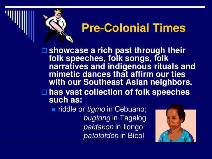 Philippine literature narrative