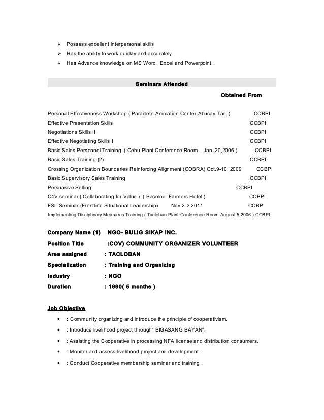marlon labanta resume