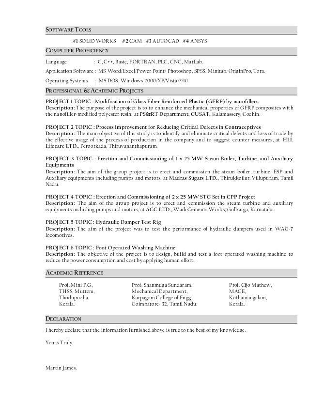 Martin-CV- M.Tech Slide 3