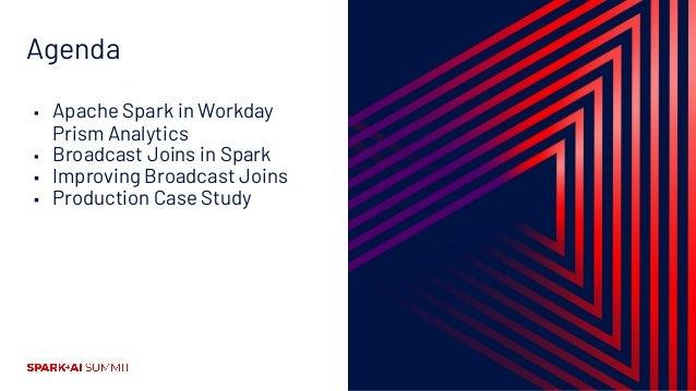 On Improving Broadcast Joins in Apache Spark SQL Slide 3