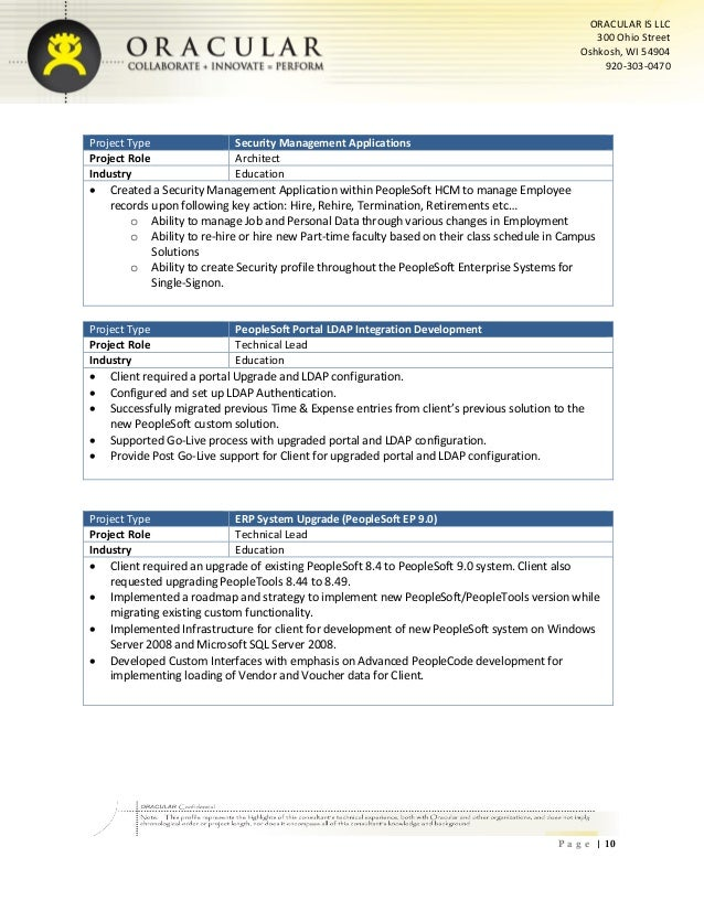 hrms peoplesoft resume security sql