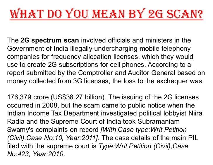 2g spectrum case study pdf