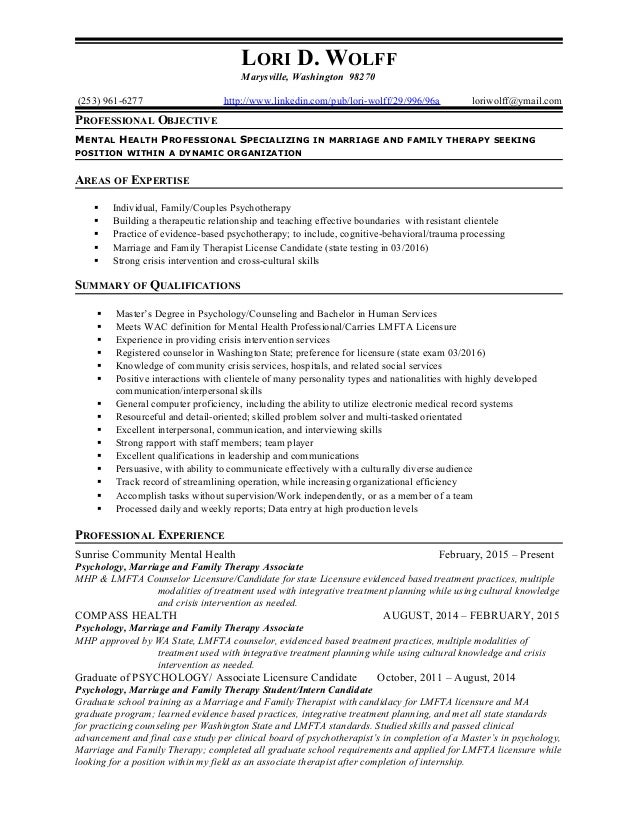 Resume Headings Format | Resume Format And Resume Maker