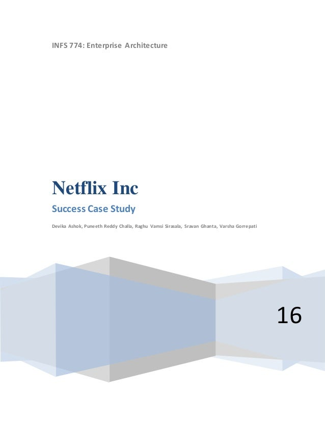 A Strategic Management Case Study   ppt video online download netflix case study ipo