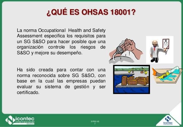 QUE ES OHSAS 18001 EPUB