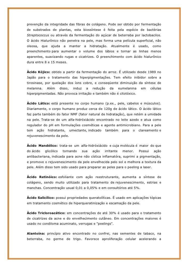 52015300 50021884-apostila-de-princpios-ativos-cosmticos Slide 3
