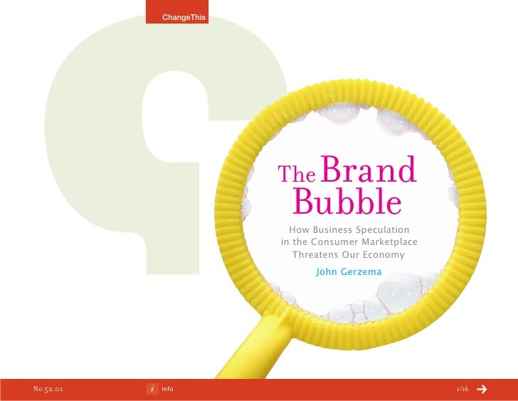 ChangeThis                             TheBrand                           Bubble                           How Business Sp...