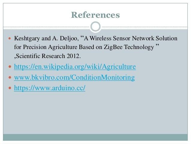 Smart agro system