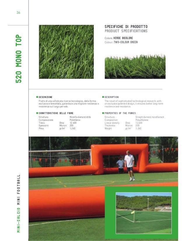 36  520 MONO TOP  SPECIFICHE DI PRODOTTO PRODUCT SPECIFICATIONS Colore: Verde bicolore Colour: Two-colour green  Descripti...