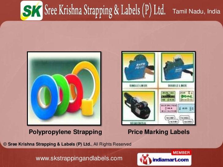 Experienced & expert workforce</li></li></ul><li>Products<br /><ul><li>Multi Color Self Adhesive Labels