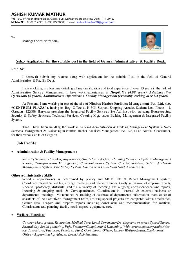 ashish mathur resume final