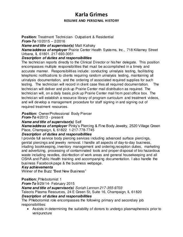 Cover Letter For Phlebotomist phlebotomist cover letter best
