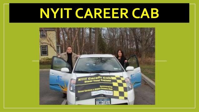 NYIT CAREER CAB
