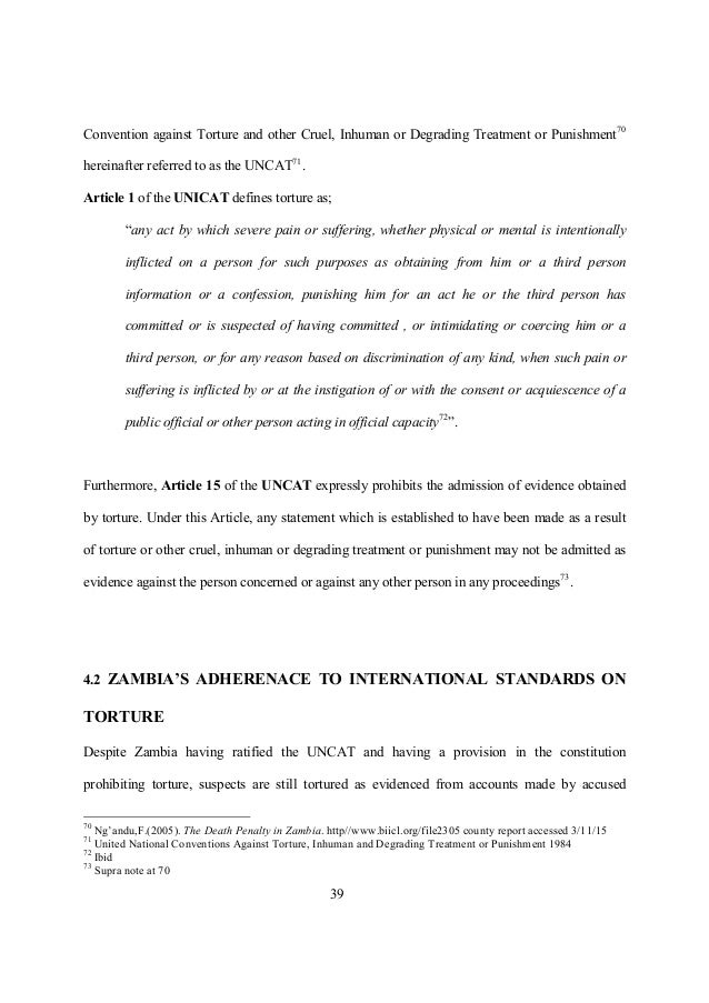 against death penalty essay thesis