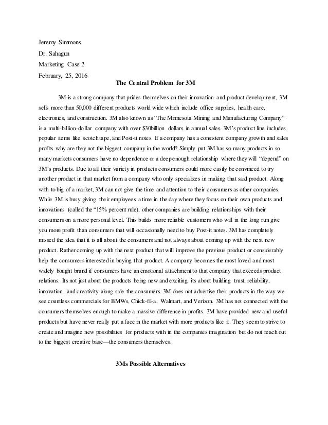 simmons case study A case study analysis this paper is based on the published articles of casciaro and edmondson in harvard business review and the charlotte pride video.
