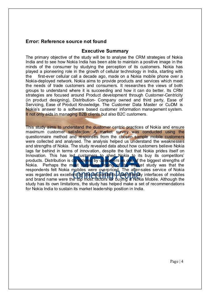 consumer perception of nokia Objectives, methodology and scope of the study 31 statement of the problem  consumer based brand equity among brands due to sales promotions in.