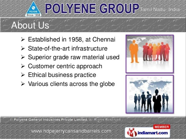 Jerry Cans by Polyene General Industries Private Limited Chennai Slide 2