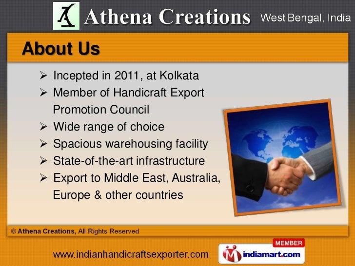 Athena Creations West Bengal India