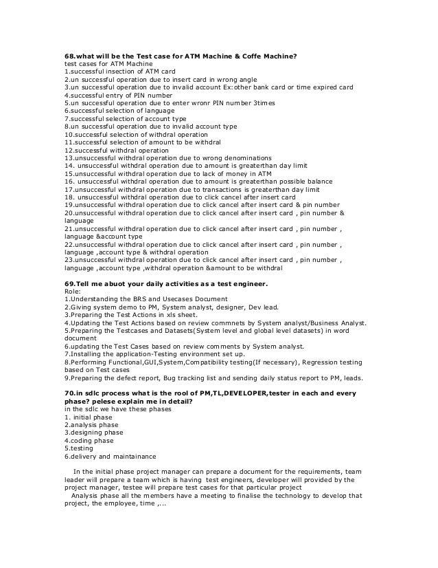 Manual testing online training best manual testing online.