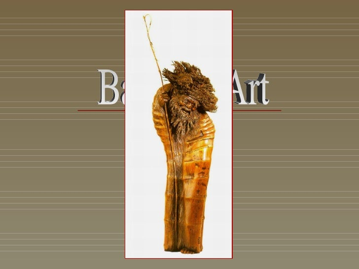 Hacer click para avanzar Bamboo Art