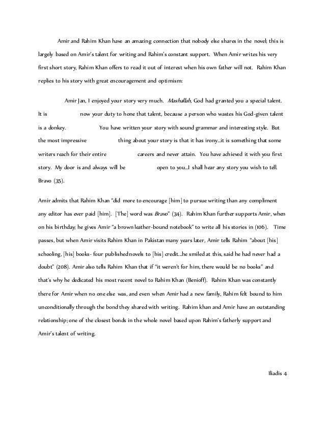 High School Essay Topics Kite Runner Essay Grade   English Reflective Essay Example also English Essay Structure Kite Runner Essay  Underfontanacountryinncom College Vs High School Essay