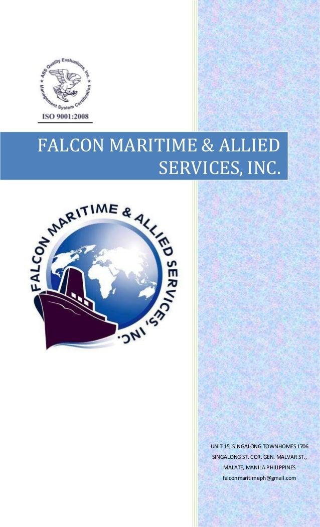 Falcon Maritime Profile