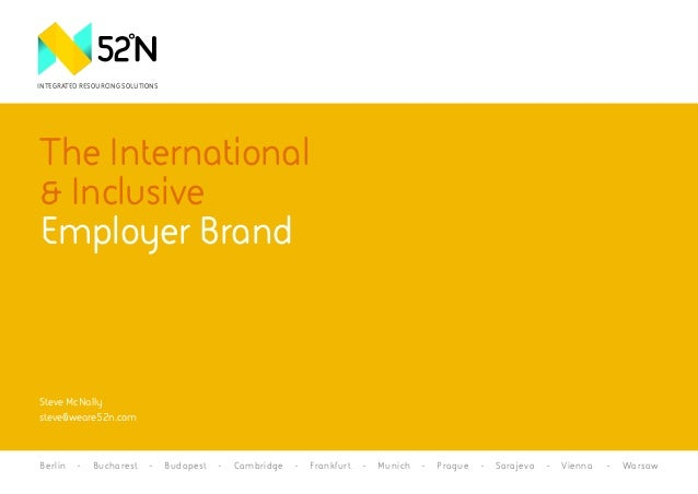 WORDMARK  This he North icon me. This is marily for poses and .  INTEGRATED RESOURCING SOLUTIONS  The International & Incl...
