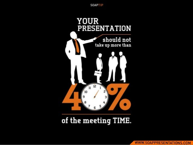 52 Presentation Tips by SOAP