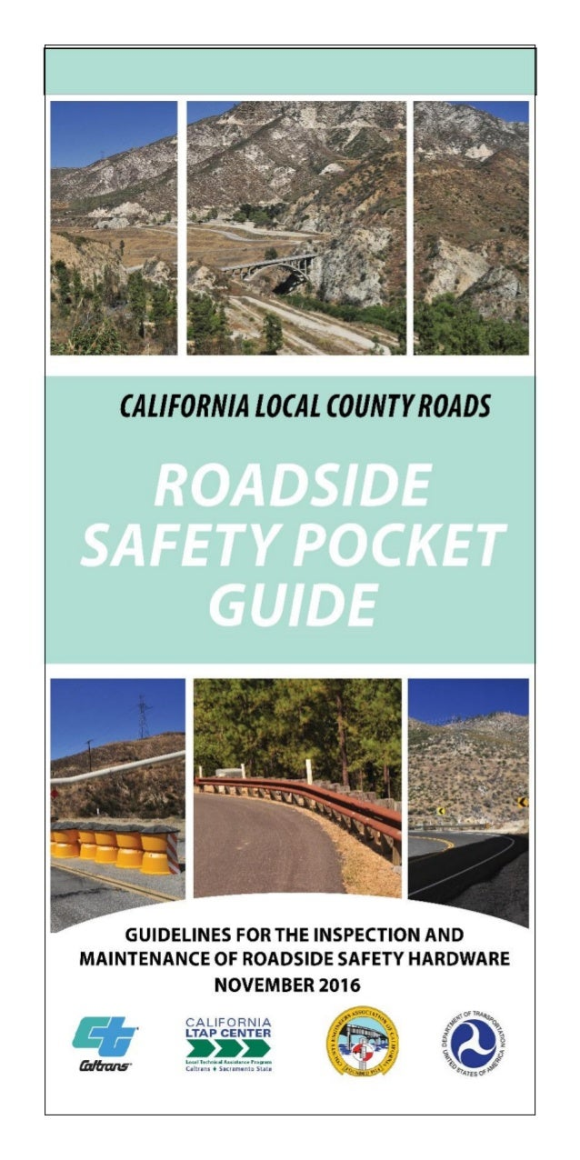 52 roadside safetyhardwarepocketguide california