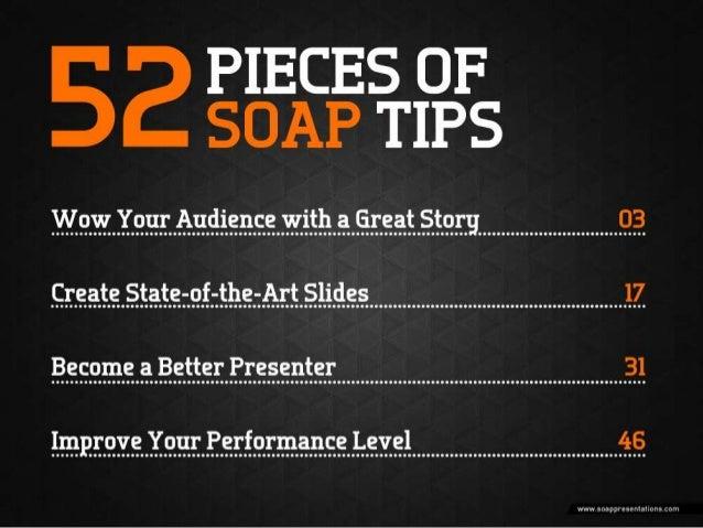 52 Presentation Tips (The Best of 2013) Slide 2