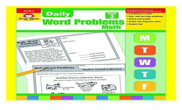 Grade 3 Daily Word Problems