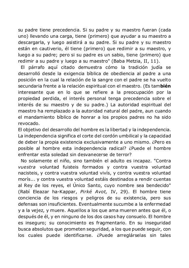 """Y seréis como dioses"" por Erich Fromm, libro"