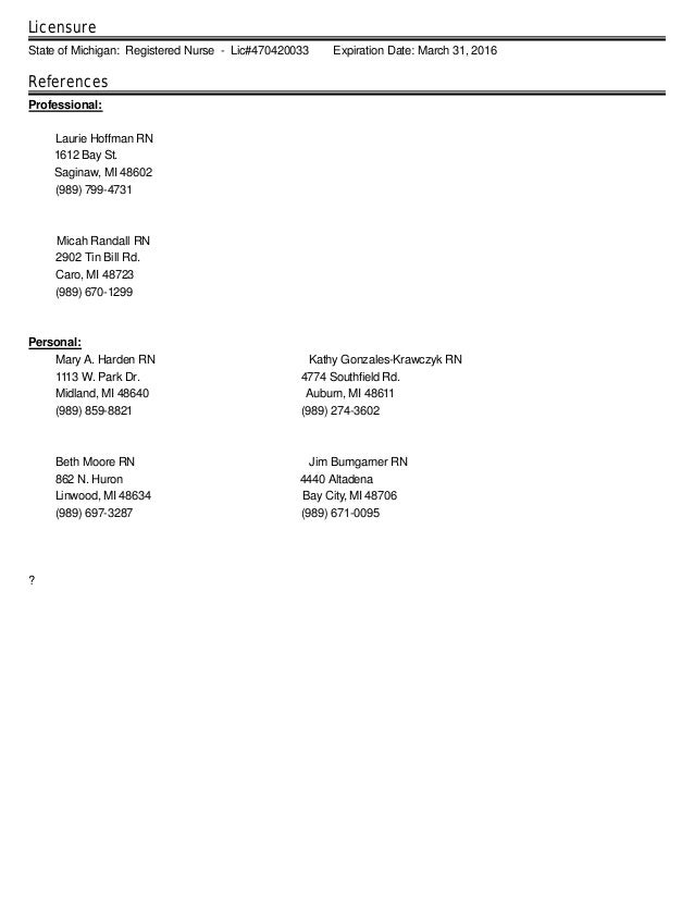 mary c  brewer resume 9