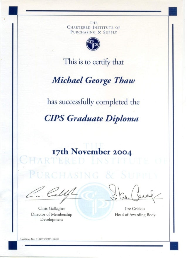 What is post graduate diploma