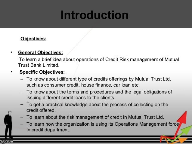 proposal of credit risk management policy of national bank ltd Supply chain risk management can protect client revenue, market share our flexible policy options provide coverage for your entire supply chain.