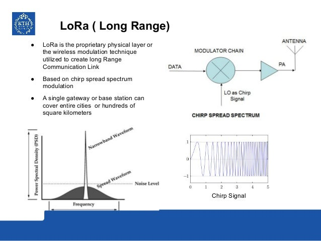 LoRa and NB-IoT