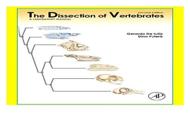 frog dissection manual ebook