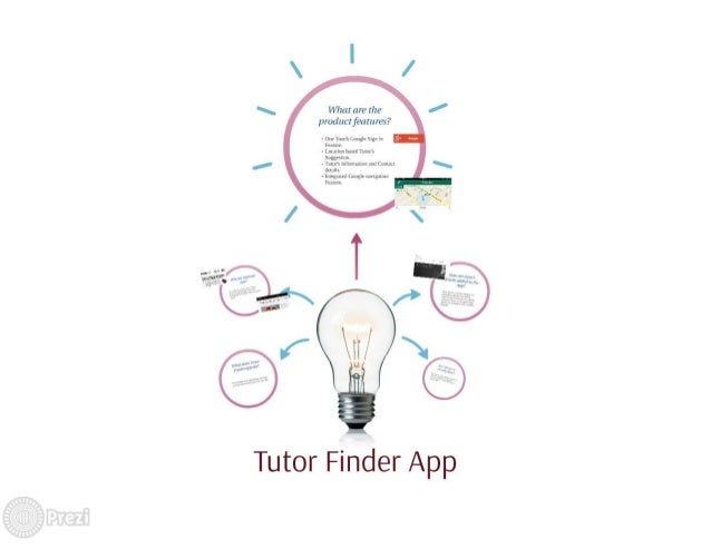 Tutor Finder Android App
