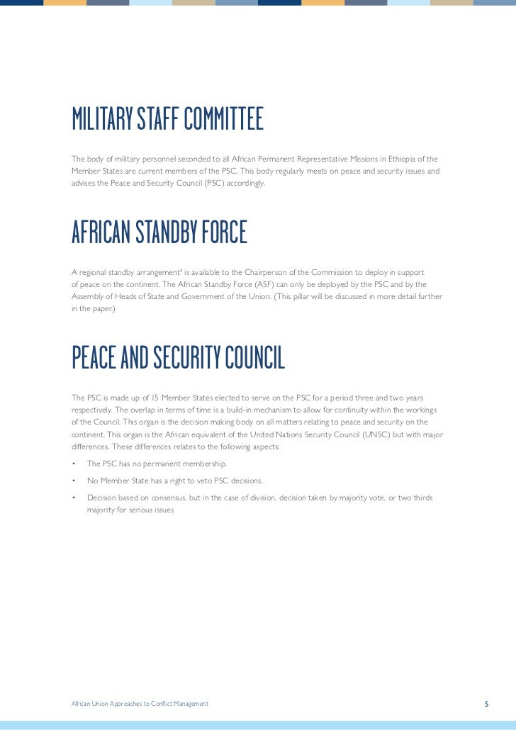 thesis on african union The african union has worked with somalia by instilling troops across the region to attempt to maintain tability with the new transitional government beginning in 1991 with the overthrow of president mohammed siad barre somalia has seen relentless violence with extreme civil unrest across the country.