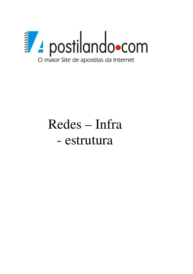 Redes – Infra - estrutura