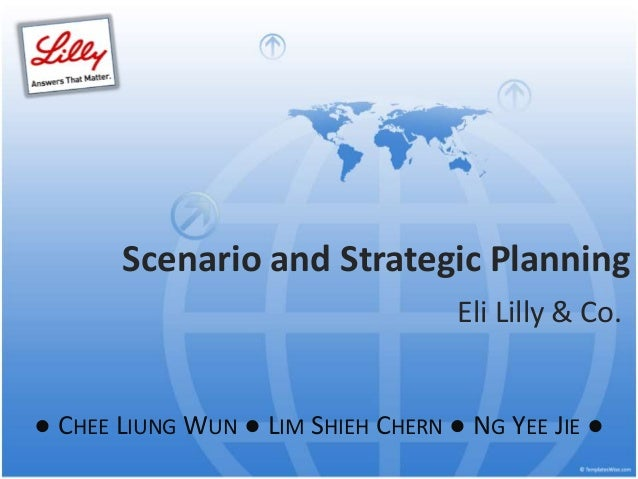 Eli lilly and company case study