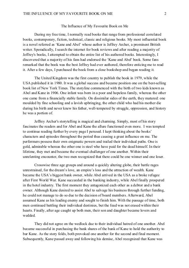 Write passage