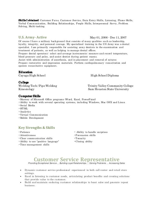 call centre operator cv example free sample resume cover - Resume Samples For Customer Service Representative