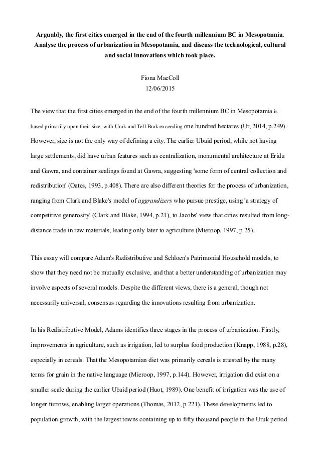 Research paper on barack obama conclusion