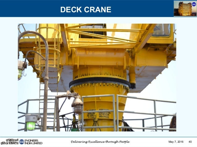 deck packages offshore packages